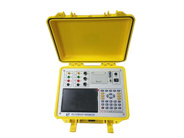 ZRG-500S 電容電感測試儀