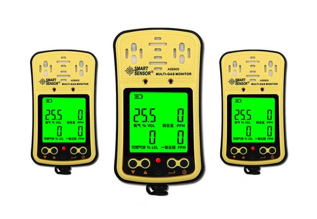 希瑪AS8900四合一氣體檢測儀