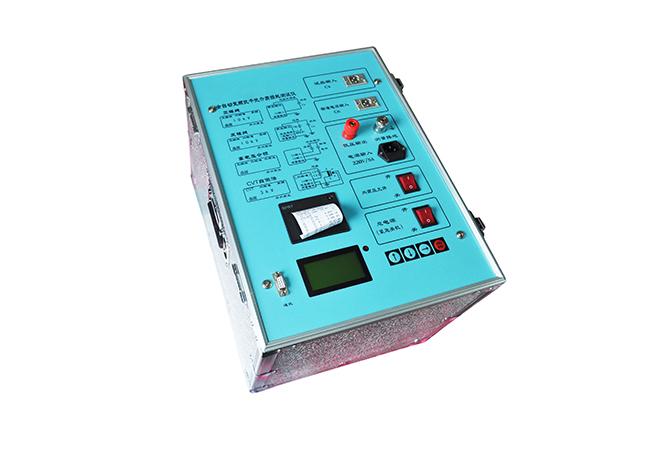 ZJS-6000B抗干擾介質損耗測試儀