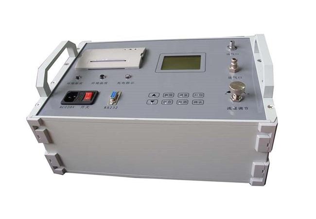 ZCD-III SF6純度分析儀