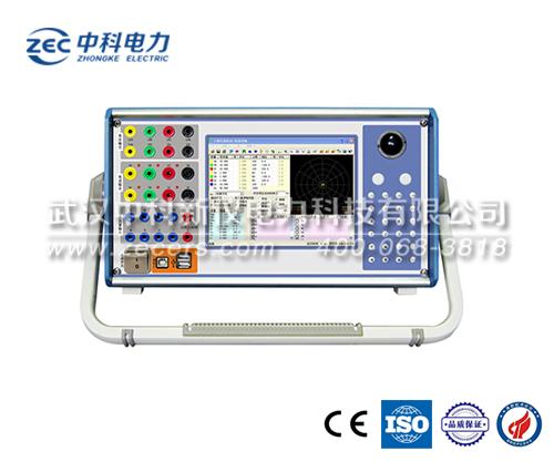 ZEC-1600六相繼電保護測試儀
