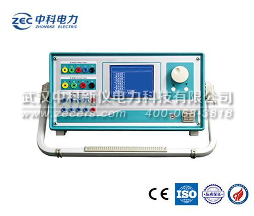 ZEC-702繼電保護測試儀器